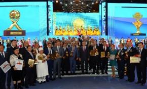 """Победители конкурса по социальной ответственности бизнеса """"Парыз-2014"""""""