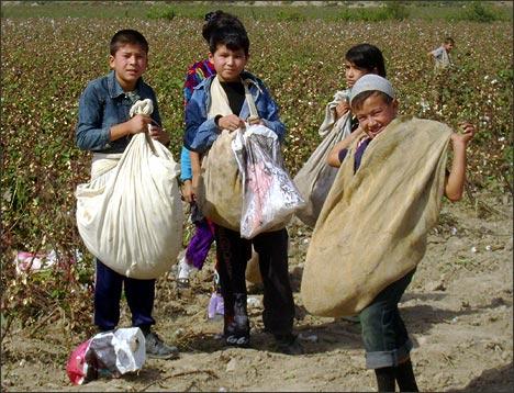 права детей, Казахстан