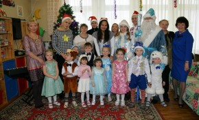 Дед Мороз Мосводоканала заглянул в Солнечногорск