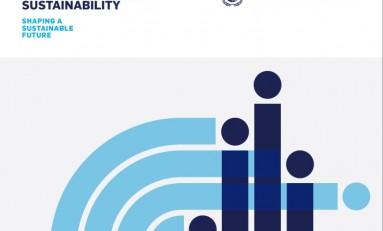 """Руководство по корпоративной устойчивости """"Формируя устойчивое будущее"""" (Guide to Corporate Sustainability """"Shaping sustainable future"""")"""