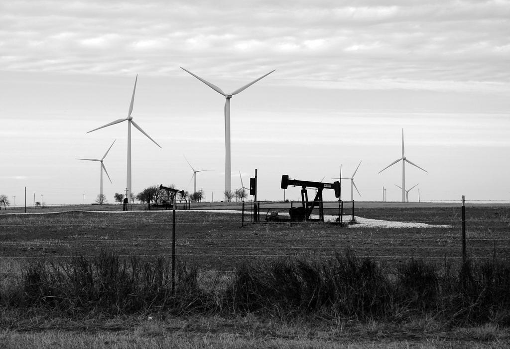 Texas возобновляемые источники энергии
