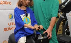 Вклад компании «Сахалин Энерджи» в реабилитацию детей с ограниченными возможностями здоровья