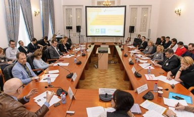 Социальное партнёрство в России: тенденции и практики 2015