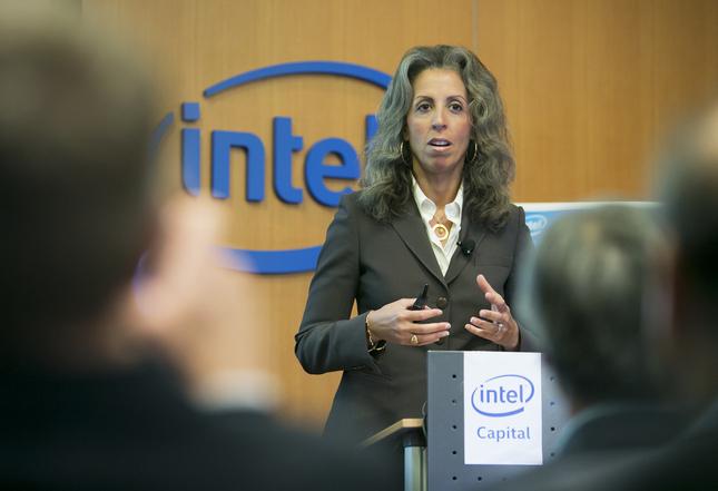 Lisa M. Lambert - управляющий директор и вице-президент Intel Capital
