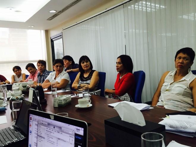 Судебное дело вышедших на пенсию бортпроводниц против гендерной дискриминации Филипинских авиалиний