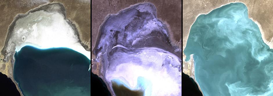 Исследование ледового арктического покрова