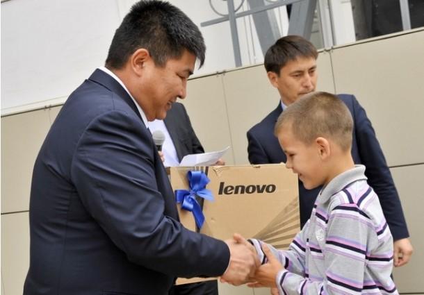 Казахмыс выделил 15 млн тенге Детскому дому в Жезказгане