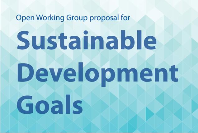 семнадцать целей устойчивого развития