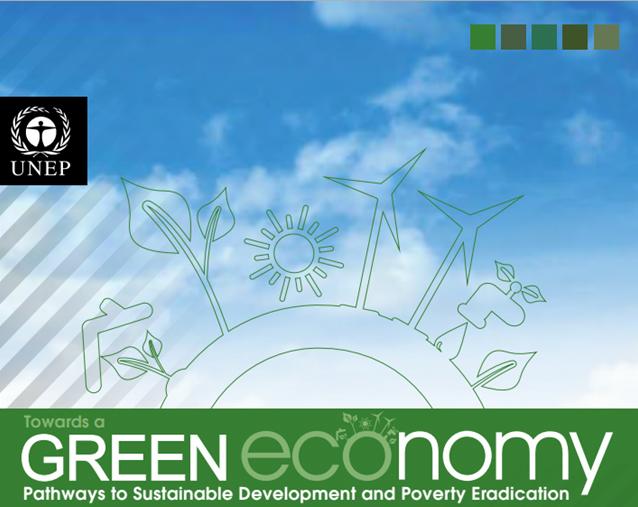 Доклад о зеленой экономике