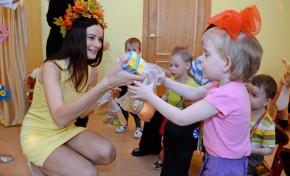 Большое дело в подарок маленьким, или Как волонтеры «Газпром нефти» создавали территорию счастливого детства в Оренбургском областном доме ребенка