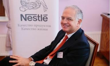 Интервью с Маурицио Патарнелло, главой компании «Нестле» в регионе Россия-Евразия