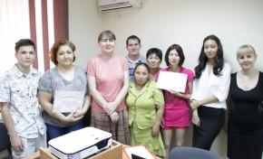 Социальный реабилитационный центр «Равные возможности» компании ТОО «Джей Ти Ай Казахстан» (JTI)