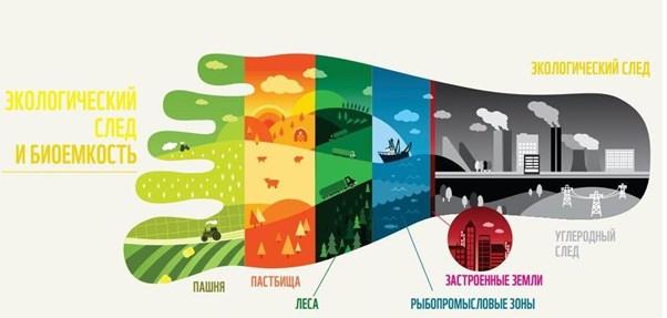 Экологический конкурс твой след на планете