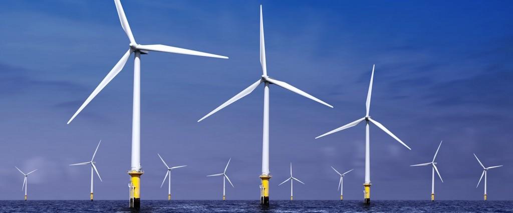 Великобритания построит самую большую в мире прибрежную ветроэлектростанцию