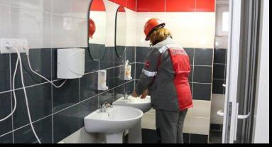 Мариупольские меткомбинаты Группы Метинвест вложили 17 млн грн в улучшение рабочего быта сотрудников