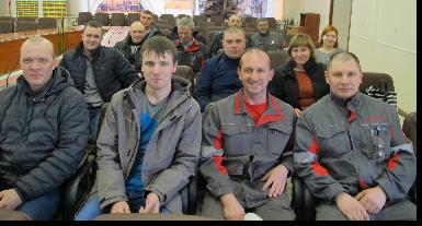 Сотрудники Авдеевского коксохима получают высшее образование