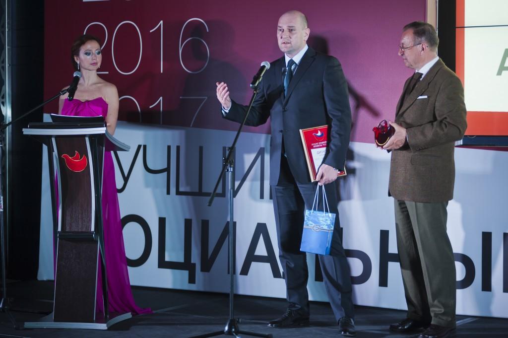 Вячеслав Никонович, вице-президент по логистике компании «Эльдорадо»