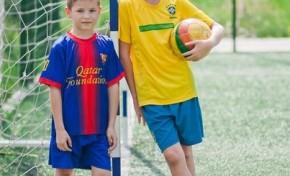 Авдеевский коксохимический завод инвестировал около 3,5 млн грн в развитие детского футбола