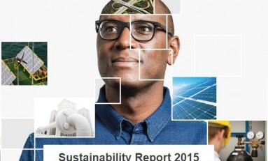 Shell публикует Отчет об устойчивом развитии за 2015 год.