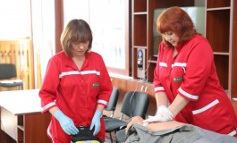 ПАО «Запорожсталь» внедряет современные стандарты охраны здоровья