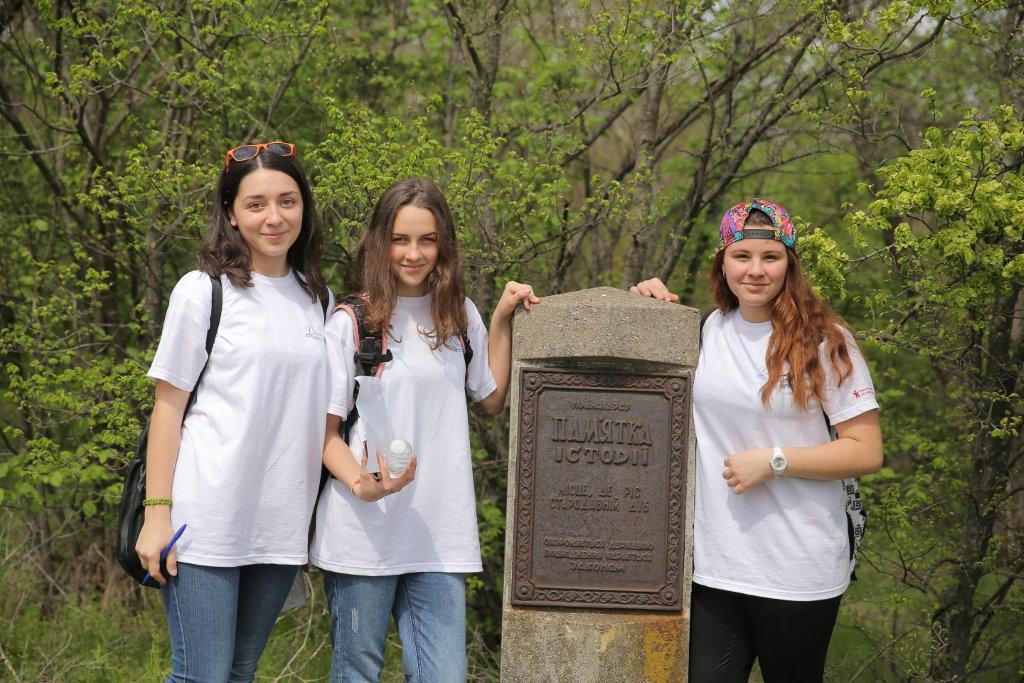 ПАО «Запорожсталь» провел экологический квест для школьников