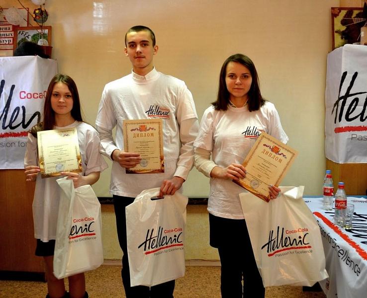 Coca-Cola Hellenic поддержала проведение Российского национального юниорского водного конкурса