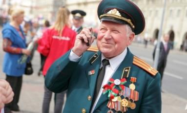 Участники Великой Отечественной войны смогут бесплатно поздравить своих однополчан с Днем Победы