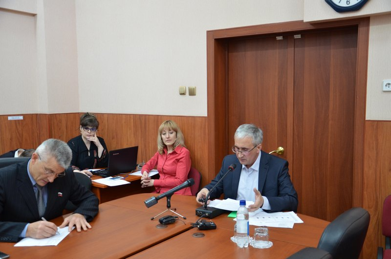 депутатская комиссия по экологии