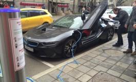 В Москве расширяют сеть зарядных станций для электромобилей
