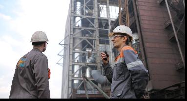 Инвестиции в новые газоочистные системы на агломашинах № 1-4 аглофабрики МК «Запорожсталь» составили более 600 млн гривен