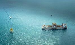 США запустит первую морскую ветроэлектростанцию