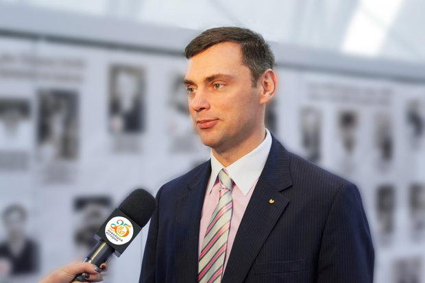 Сергей Чугай, заместитель Председателя Правления Белагропромбанка.