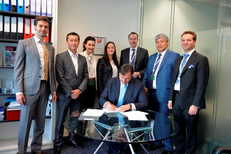 Первая солнечная электростанция в Казахстане Бурное Солар-1 получила награду ЕБРР