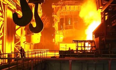 МК «Запорожсталь» поставил рекорд-минимум потребления природного газа