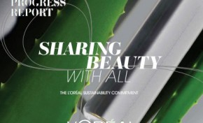 L'Oréal опубликовала Отчет за 2015 год.