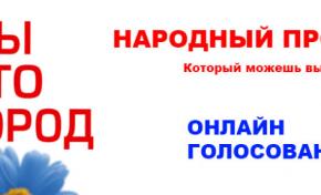 """Открыто голосование за """"Народный проект"""" в конкурсе """"Мы - это город"""" от МК «Запорожсталь»"""