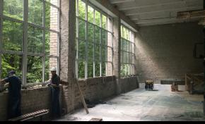 Школьникам прифронтовой Авдеевки Метинвест подарит современный спортивный зал
