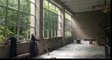 Школьникам прифронтовой Авдеевки подарят современный спортивный зал