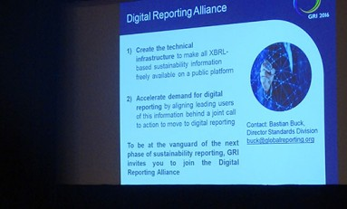 GRI запускает Digital Reporting Alliance