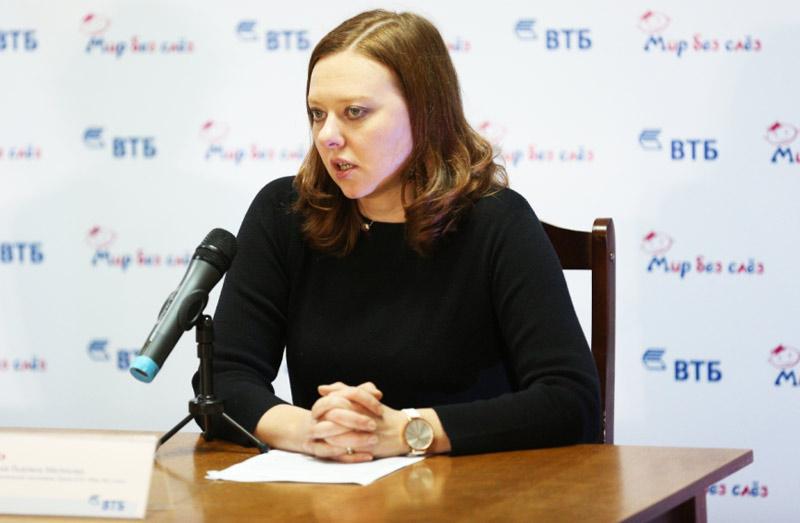 Вопросы для Елены Мелиховой, руководителя благотворительной программы банка ВТБ «Мир без слез»
