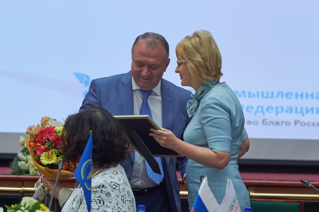 Сергей Катырин и Наталия Зверева