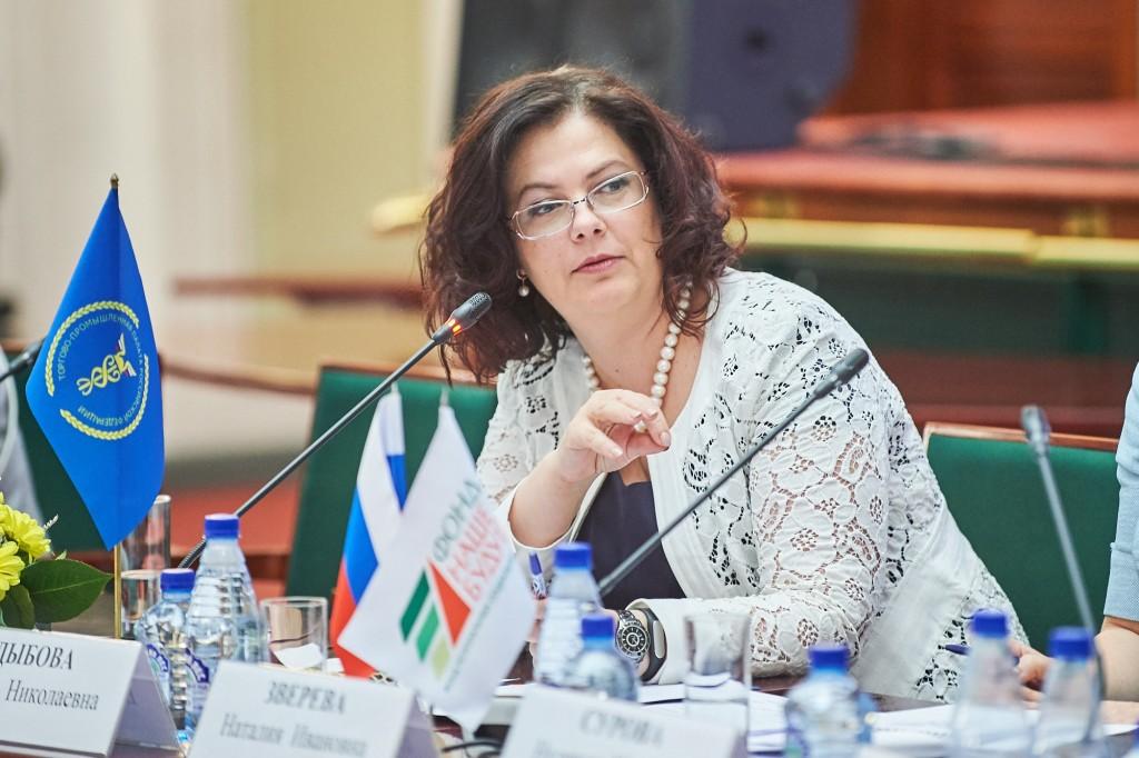 Елена Дыбова