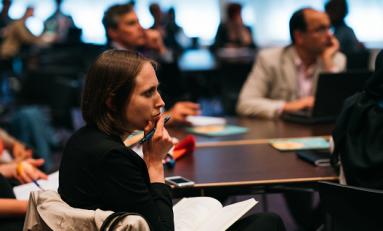 Переход от видения к действию на 5-й ежегодной Глобальной конференции GRI