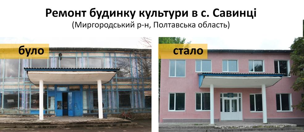 Нефтегаздобыча помогла отремонтировать сельский дом культуры