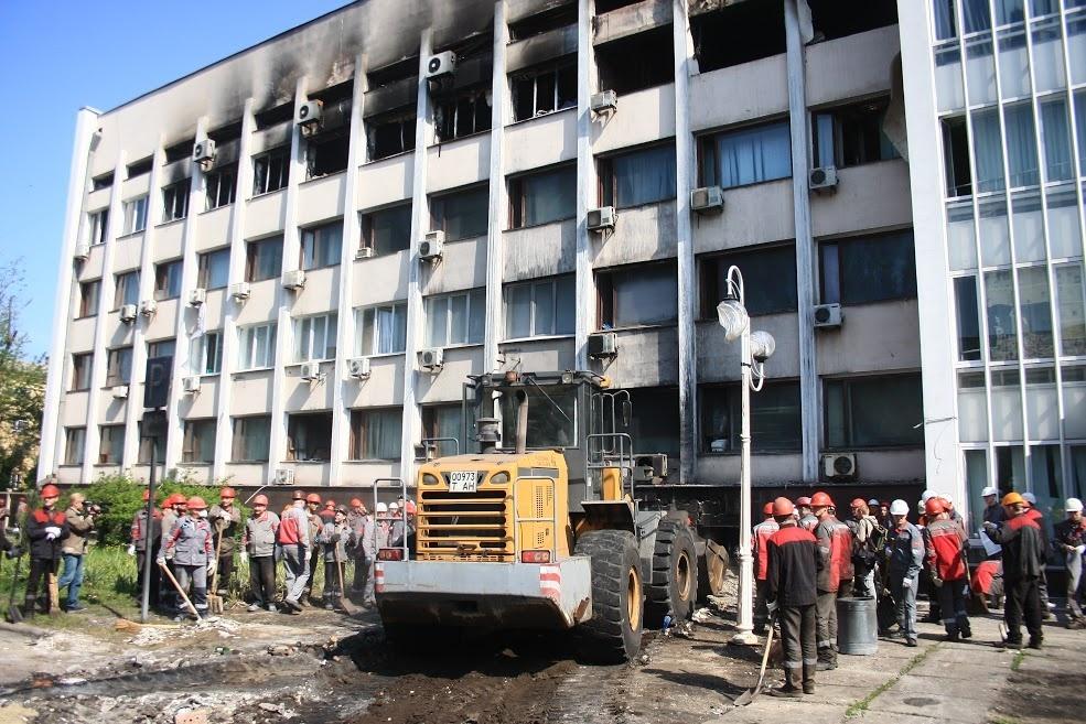 Генеральный директор Группы Метинвест рассказал в интервью газете Сегодня о помощи жителям Донбасса