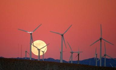 Рекордное увеличение объема инвестиций в чистую энергетику