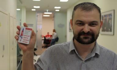ОМК вовлекает своих партнеров в донорство крови