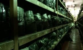 CHARITY SHOP передал на переработку более 12 тонн ненужной одежды