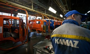 КАМАЗ оказал помощь пострадавшим от взрыва газа