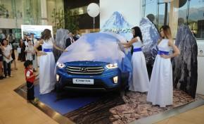 Hyundai раскрасит опасные перекрестки в Алматы